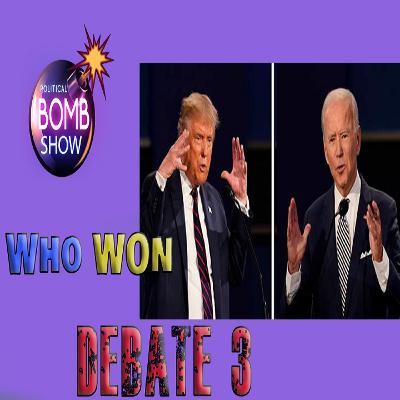 Who Won Debate 3?