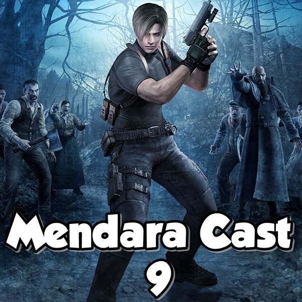 Mendara Cast #9 - 15 anos de Resident Evil 4