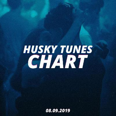 Husky Tunes Chart (08.09.2019): ТОП-5 треков из Екатеринбурга