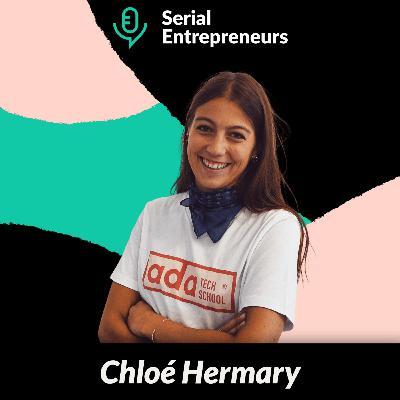 #41 – Chloé Hermary (Ada Tech School) : Réinventer le système éducatif de l'informatique
