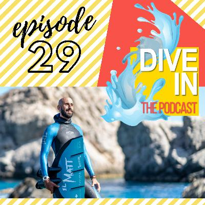 "Episode 29: ""I'm Very Interested In CrossFit"" with special guest Matthieu Duvault"