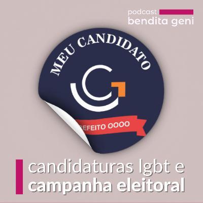 Candidaturas LGBT e campanha eleitoral