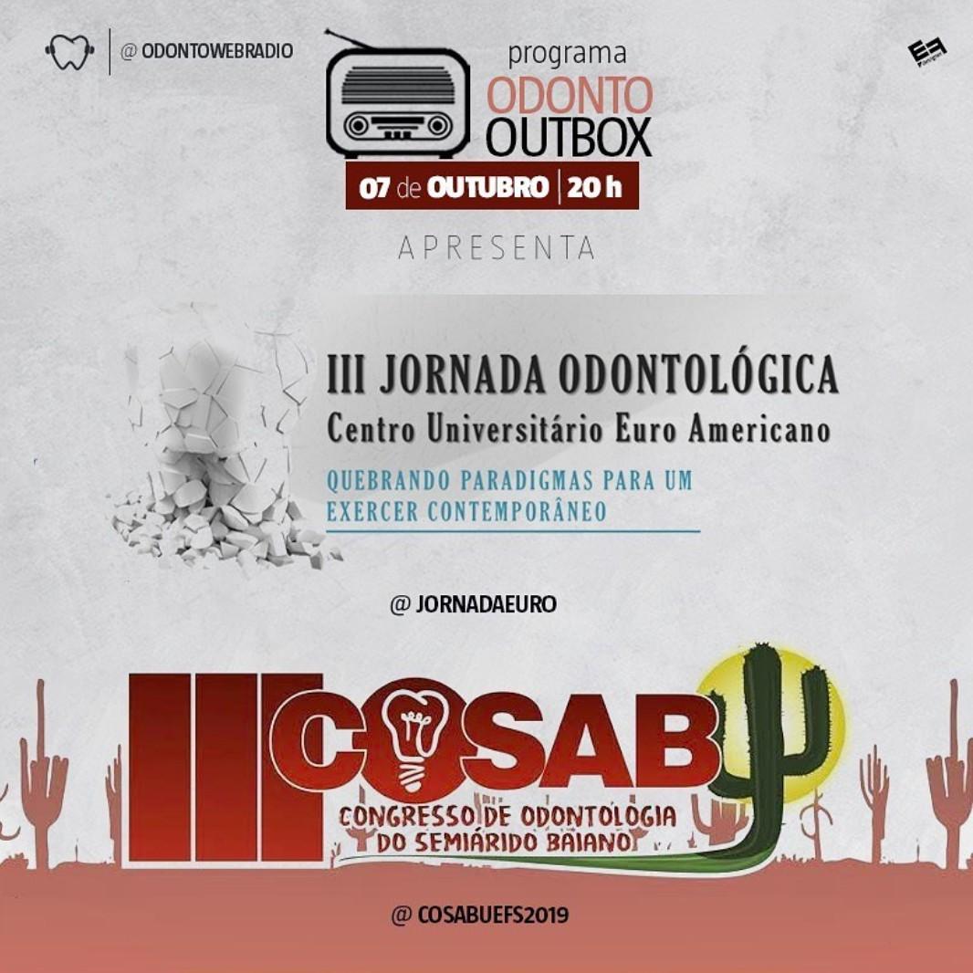 Entrevista COSAB e Jornada UNIEURO 2019