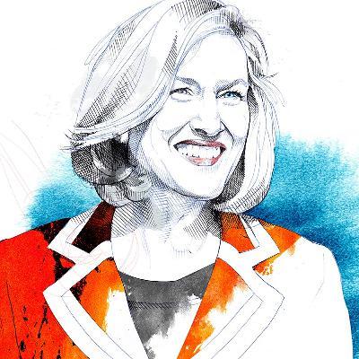 Ep 1 – Elyse Allan on Digital Transformation