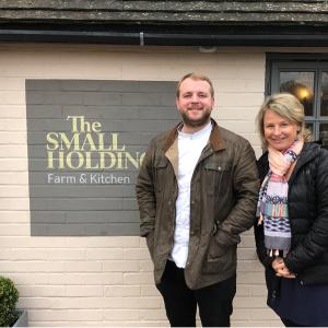 Countdown to Christmas 2018 - A cuppa with Will Devlin at The Small Holding.