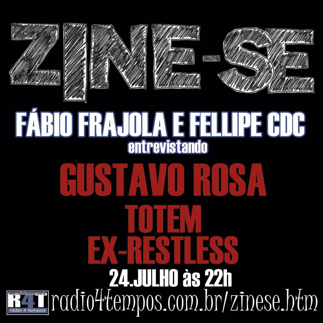 Rádio 4 Tempos - Zine-se 146
