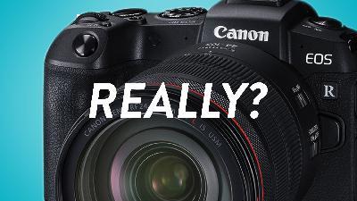 Canon EOS RP :: Why?