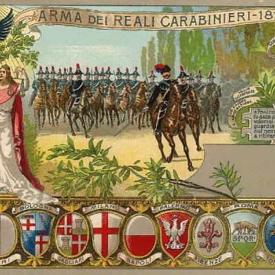 Ep. 18. 24 gennaio 1861. Nasce l'Arma dei Carabinieri Reali