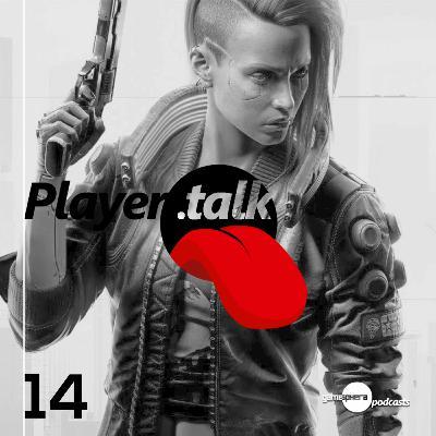 Player.Talk 014 - Lançamentos do mês e novidades de Cyberpunk 2077