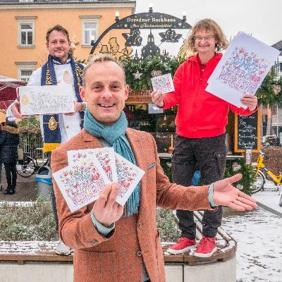 Danke lieber Weihnachtsmann – CD&Stollen