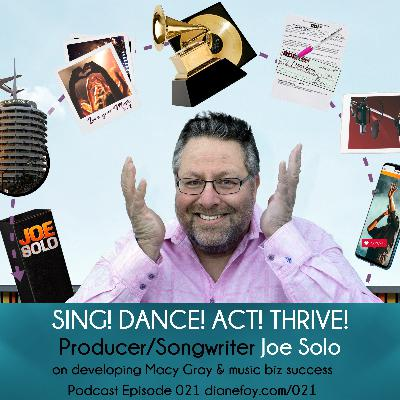 Producer Joe Solo on Music Biz Success