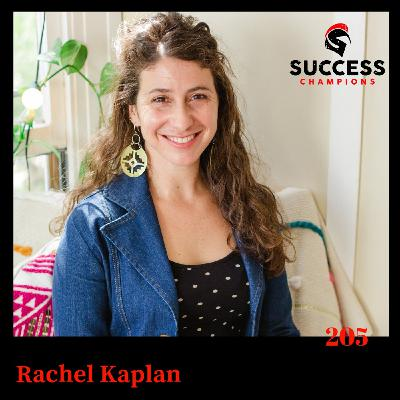 Rachel Kaplan - Healing As Easy As A Good Morning Sh*T