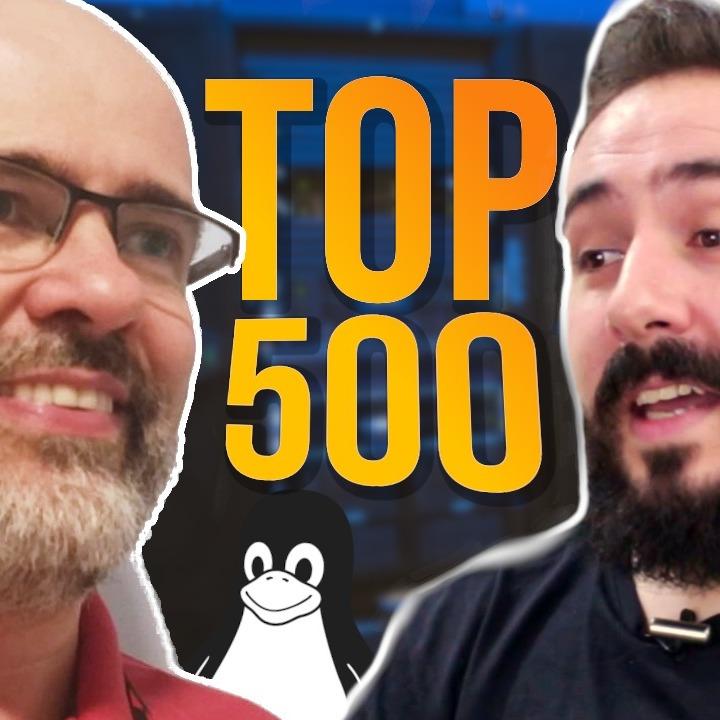 Linux está nos 500 computadores mais poderosos do mundo - Diolinux Friday Show