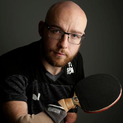 Martin Perry: Scottish table tennis star