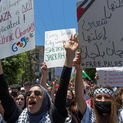 PTO Extra!  Palestine - a new era of resistance? w/ Rana Barakat