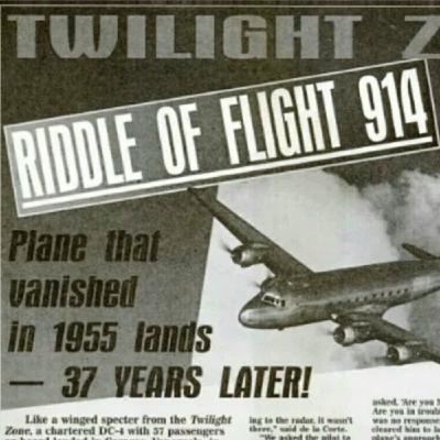 """""""THE MYSTERY OF FLIGHT 914"""" and More True Supernatural Stories! #WeirdDarkness"""
