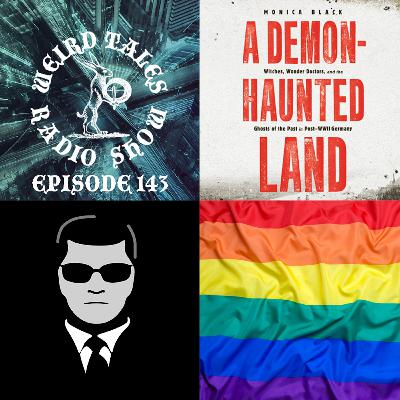 Episode 143: The Men in Black call & Germany's post-war Witchcraft Scare