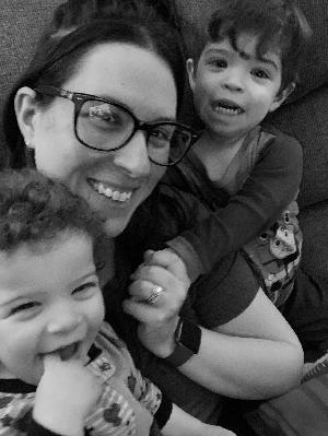 #47 Recovering from postpartum depression and parenting with COVID19