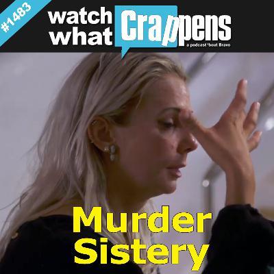Below Deck Sailing: Murder Sistery
