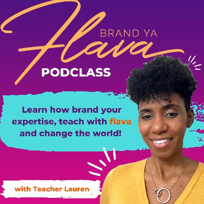 S1E36 | How to take your main hustle to make your side hustle a brand!