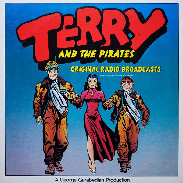 Terry and the Pirates - Chesterton Kids Podcast - Terry, Connie and Pat - Radio Device Missing