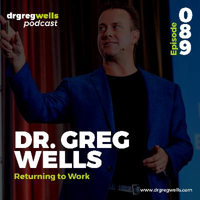#89. Dr. Greg Wells on Returning to Work