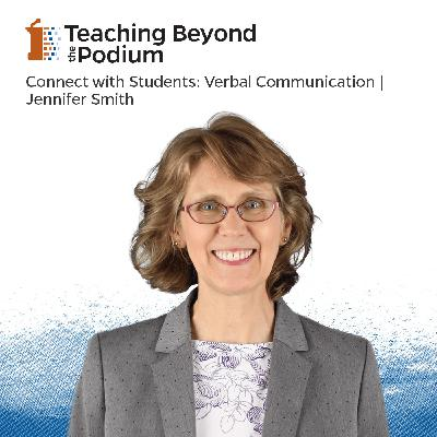 Connect with Students: Verbal Communication