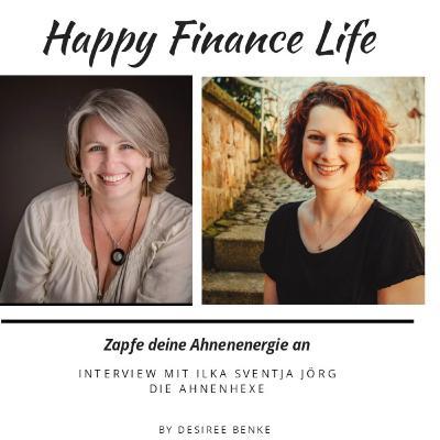 Ahnen & Geld eine Erfolgsgeschichte ?! - Interview mit Ilka Sventja Jörg 🧙