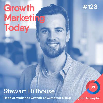 How to Build a Personal Brand Through Podcasting with Stewart Hillhouse (GMT128)