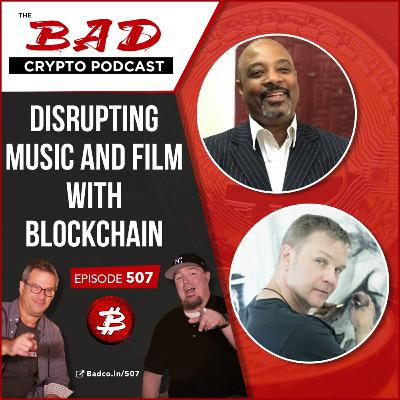 Disrupting Music and Film with Blockchain