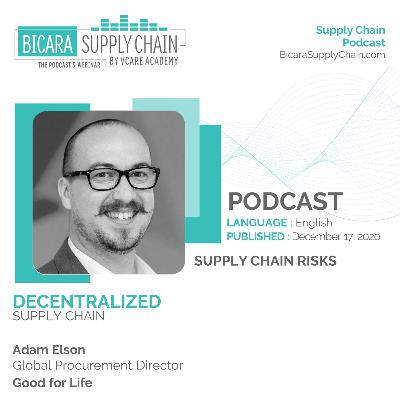 116. Decentralized supply chain