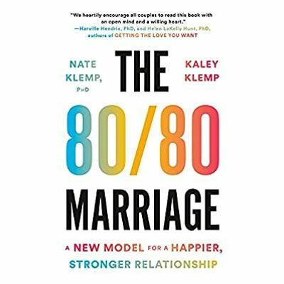 Podcast 884: The 80/80 Marriage: A New Model for a Happier, Stronger Relationship with Nate Klemp