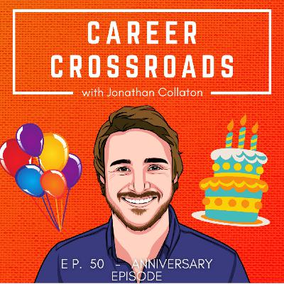 One Year of Career Crossroads