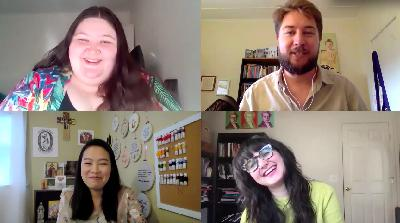 Ep71. More Theolutions: Keegan Osinski, Flora Tang, Nicole Mugford