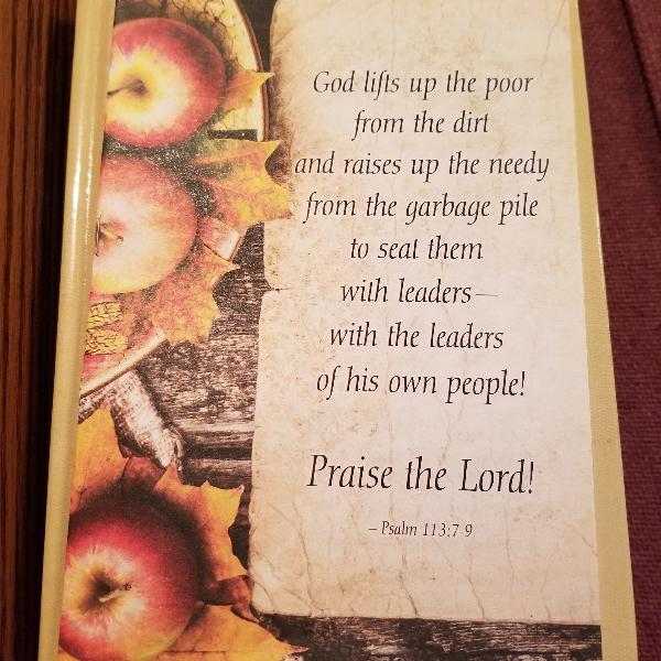 Thanksgiving Song & Praise: Galloway UMC