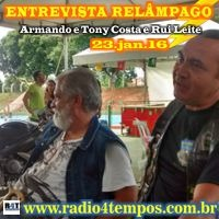 Rádio 4 Tempos - Entrevista Relâmpago 23