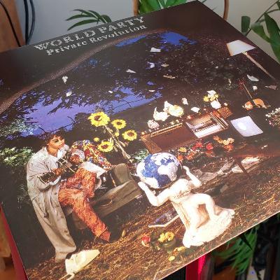 Karl Wallinger on World Party's vinyl reissues