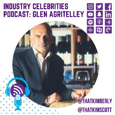 Industry Celebrities with owner of Mercy Wine Bar, Glen Agritelley shares his passion for business, tennis and wine