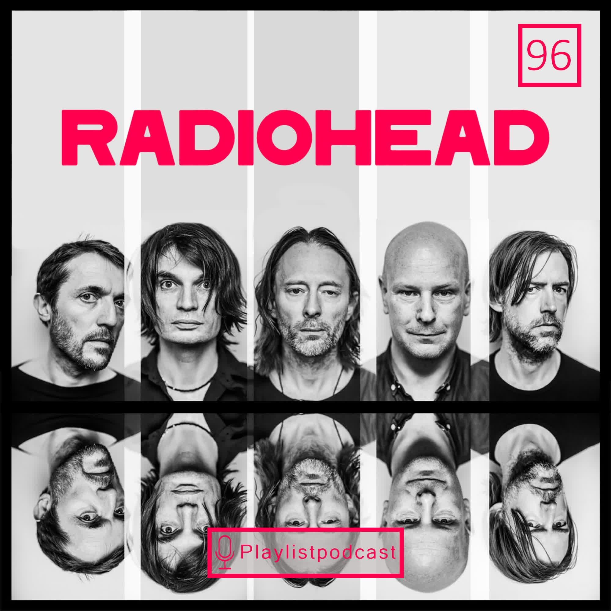 LIVE 96 - RadioHead - پلی لیست لایو