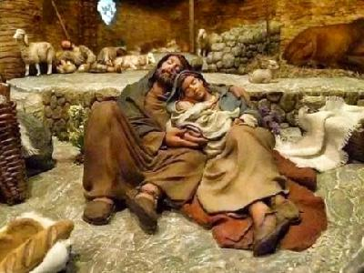 God's Biggest Problem (((HOMILY))): 4th Sunday of Advent
