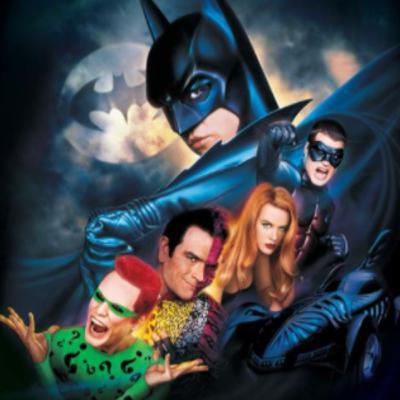 Batman Forever Teaser Trailer