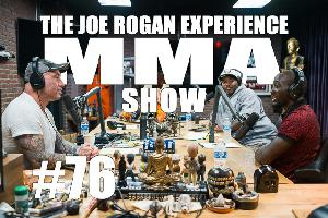 JRE MMA Show #76 with Terence Crawford