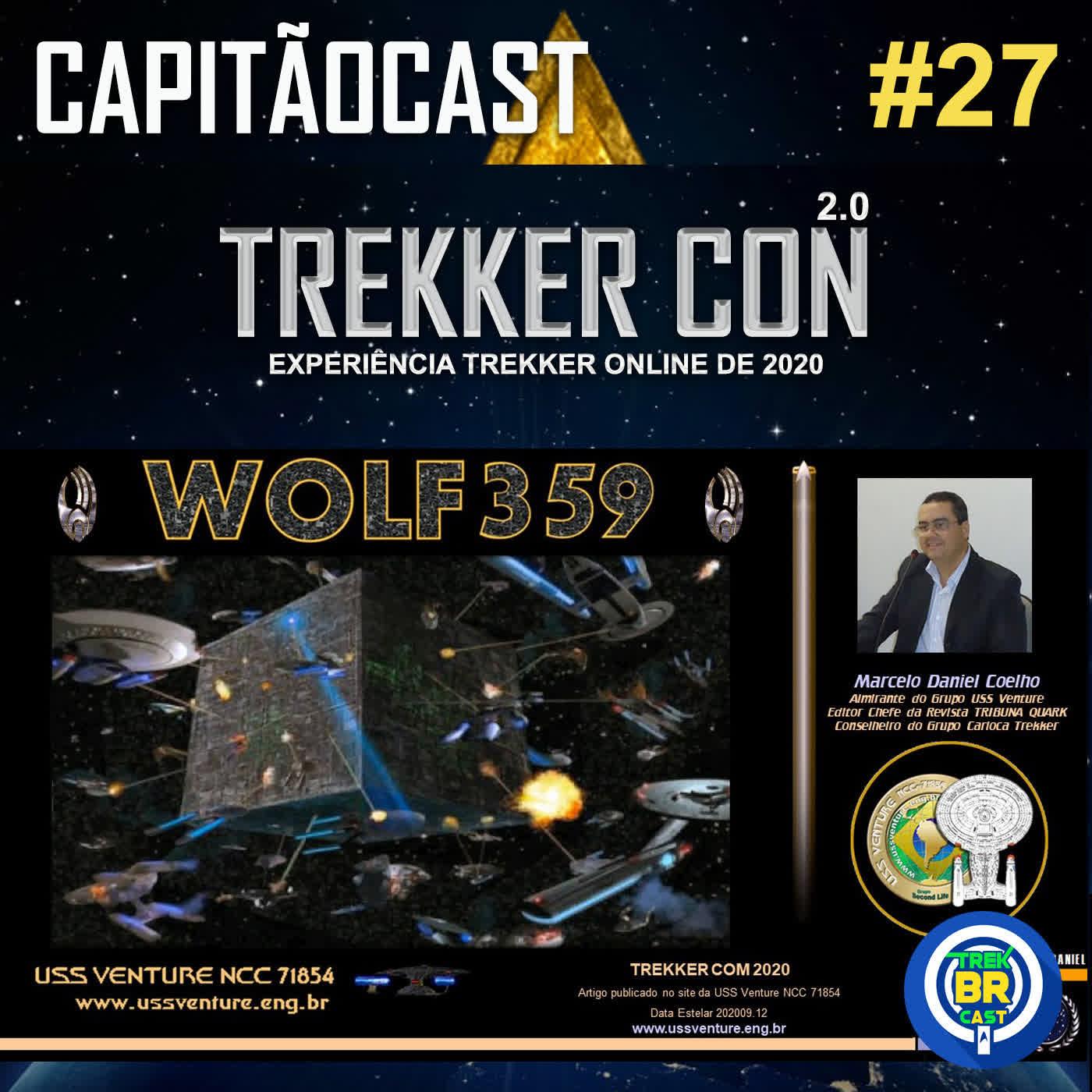 WOLF 359 - Diário do Capitão S06EP142