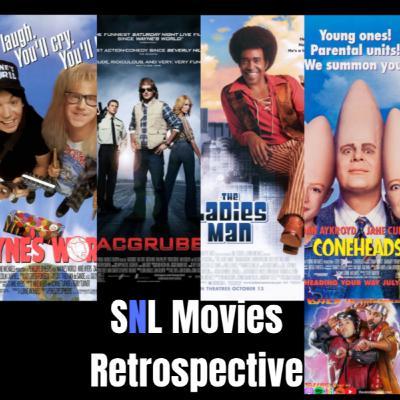 SNL Movies Retrospective Ep. 167