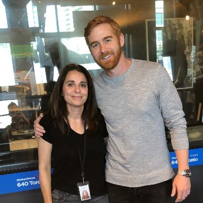 Kelly chats with comedian Andrew Santino