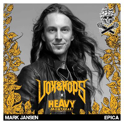 Life, Metal & Cold Adaptation with Mark Jansen of Epica