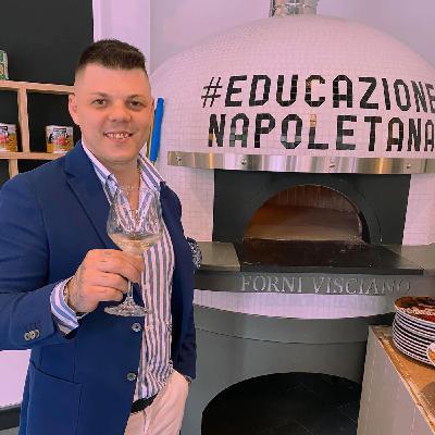Intervista a Bernardo D'Annolfo, titolare di Educazione Napoletana e ideatore del progetto Pizza Space (ITALIANO)
