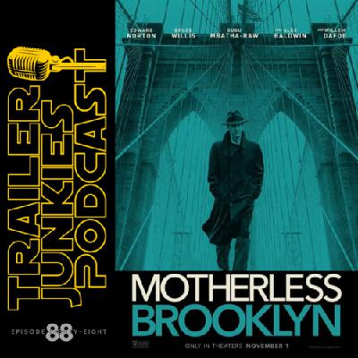 Motherless Brooklyn, Dark Waters, & Radioactive