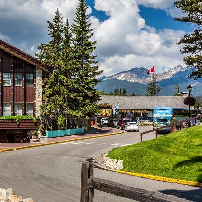 Tall Stories 246: Jasper Park Lodge, Jasper