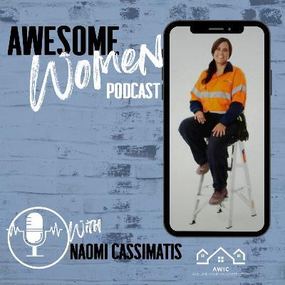 Naomi Cassimatis – Qualified Carpenter